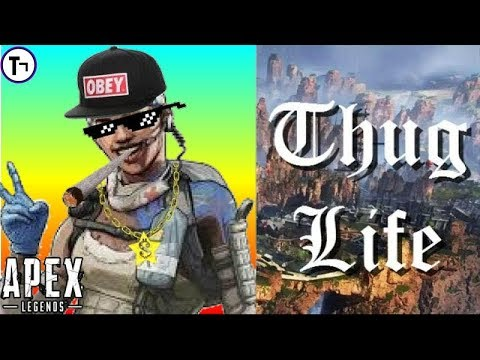 Apex Legends - Ultimate THUG LIFE Moments #2