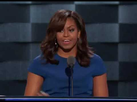 "Michelle Obama Trusts Hillary Clinton To ""Shape Our Children's Lives"""