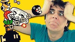 RAGE RAGE RAGE - Super Mario Maker #3