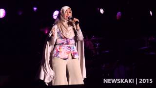 Halo + Love On Top + Crazy In Love - 茜拉Shila Amzah - AIA Generasi Malaysia Concert