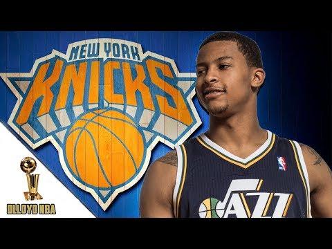 New York Knicks Sign Trey Burke After Releasing Ramon Sessions!!!   NBA News
