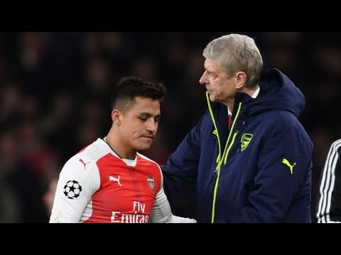 Wenger Confirms Alexis SANCHEZ To MANCHESTER UNITED Transfe