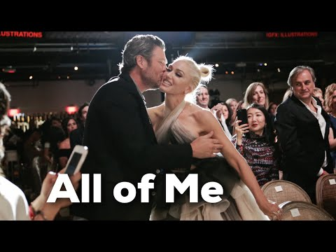 Blake and Gwen | All of Me