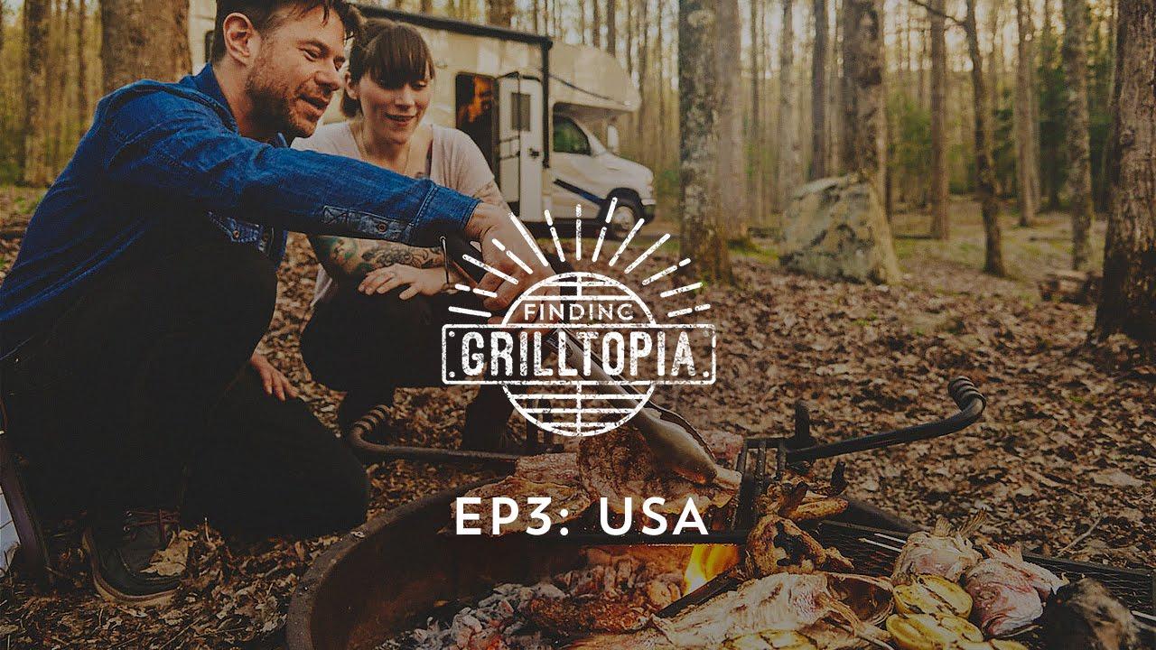 "Hellmann's & DJ BBQ: ""Finding Grilltopia"" Ep3 USA - Cupcake Jemma"