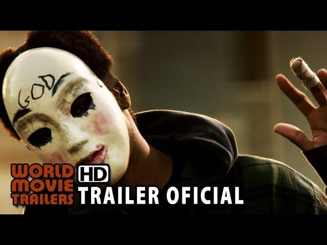 Uma Noite de Crime: Anarquia Trailer Oficial Legendado (2014) HD