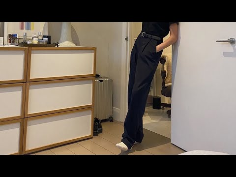 Testing Basics | Tailored Trousers | Lizzy Hadfield