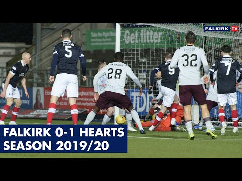 Falkirk Hearts Goals And Highlights