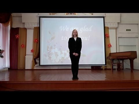 Ломоносовская гимназия № 37 Петрозаводск   КОНЦЕРТНЫЕ НОМЕРА