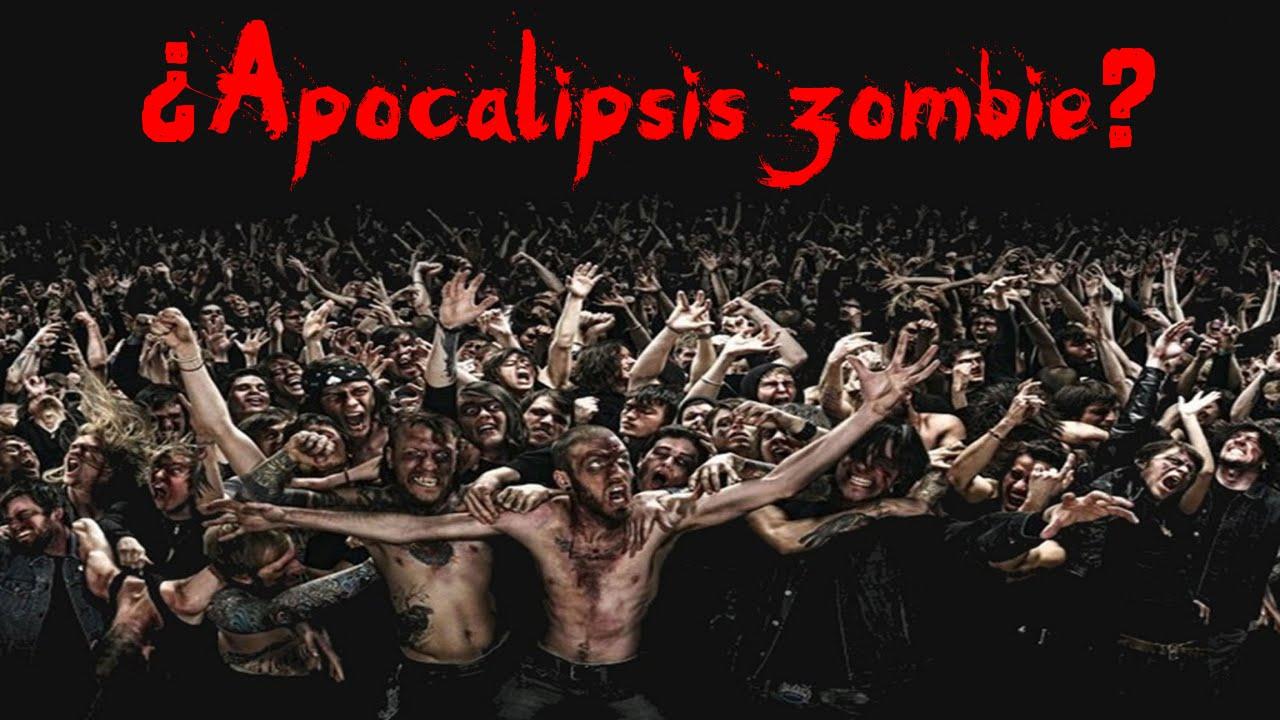 Resultado de imagen de apocalipsis zombie