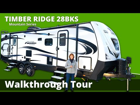 timber-ridge-28-bks---mountain-series-by-outdoors-rv---walkthrough-tour