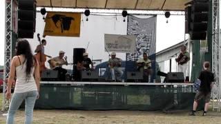 Le Caravan Guitars - live at Reggae Area 2011