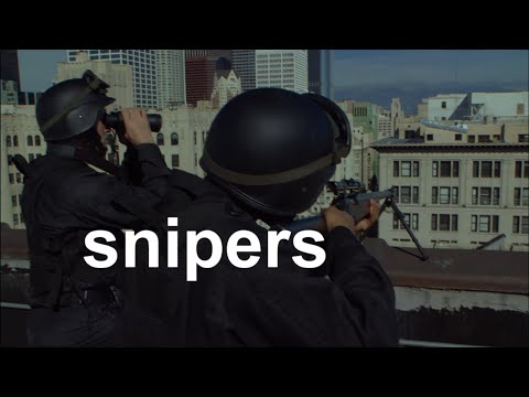 """Snipers"" Test For Tv.checking Tv For Dynamics.asmr"