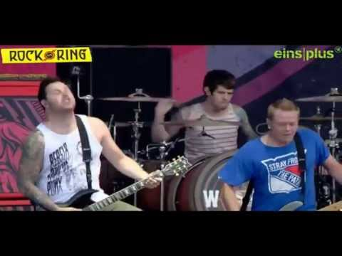 A Day To Remember - 2nd Sucks (Live At Rock Am Ring 2013)