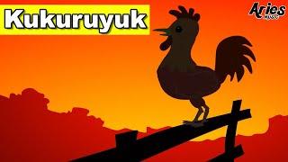 Alif & Mimi - Kukuruyuk (lagu anak-anak Indonesia) [Animasi 2D]