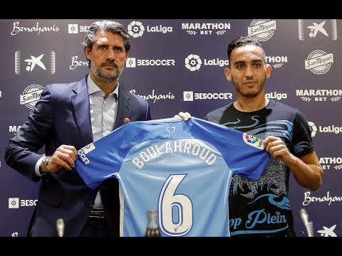 """Boulahroud: """"Voy a dar lo mejor de mí"""""""