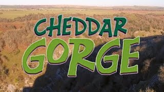 CHEDDAR GORGE (By Drone)