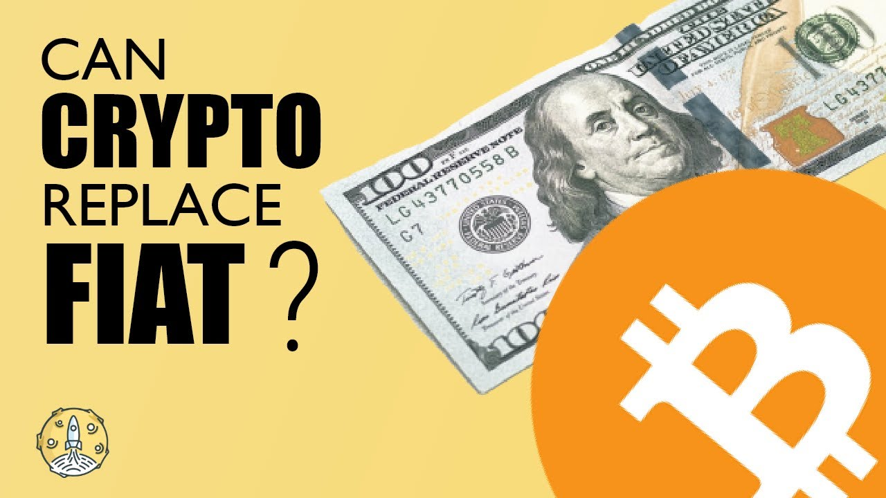 can cryptocurrency replace money