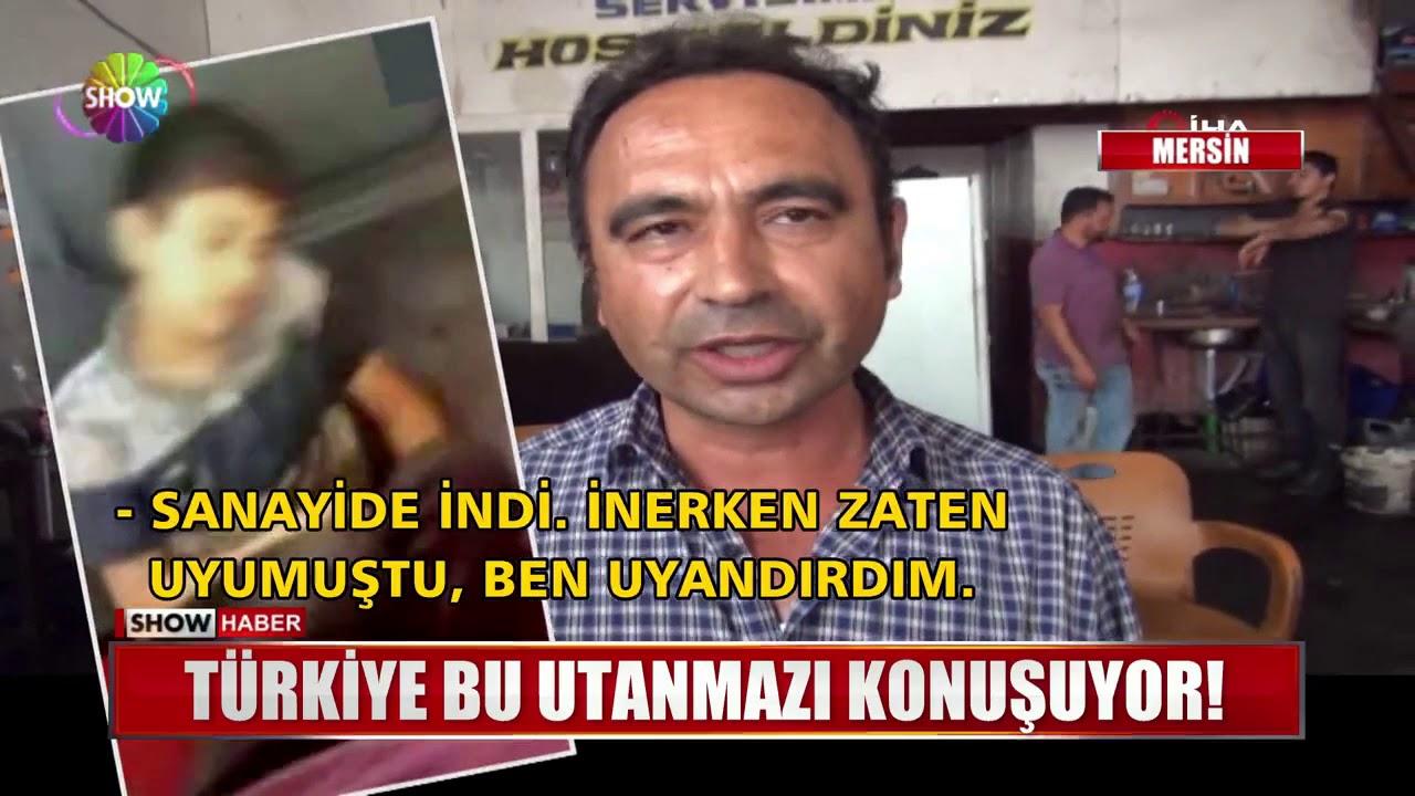 Türkiye bu utanmazı konuşuyor!