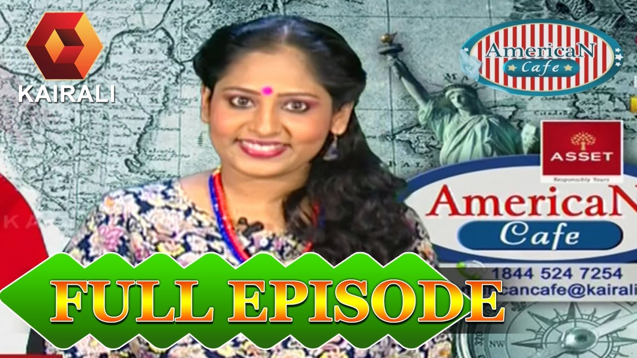 American Cafe | 6th March 2017 |  Full Episode