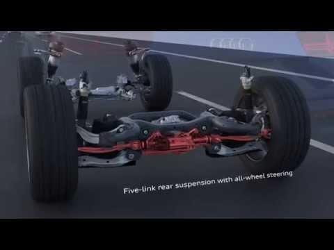 Audi Q7 3 0 TDI quattro | All Wheel Steering