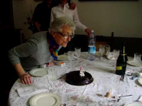 80 anni di mamma