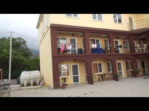 мини отели у моря афон: