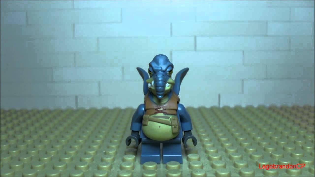 Lego Star Wars Admiral Piett Watto And Captain Panaka Minifigures