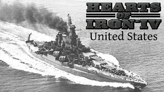 Hearts of Iron IV - United States - Episode 09 - The World at War