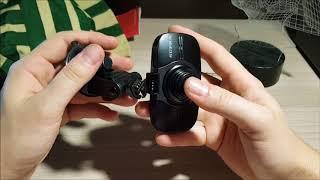видео Видеорегистратор Supra SCR-74SHD