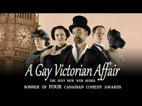 A Gay Victorian Affair:  Trailer
