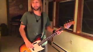 """Dolly Parton """"Jolene"""" bass cover James Elliott"""