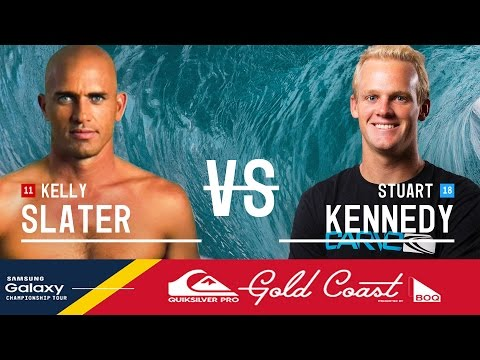 2016 Quik Pro: Round 2, Heat 3 Video
