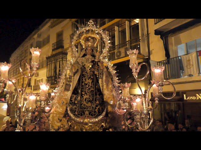 BM Oliva (Salteras) - La Virgen de Sevilla y Mi Esperanza - Virgen del Carmen del Santo Ángel