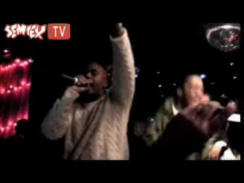 Kanye, De La Soul, Nas, Will.I.Am, Mos Def & Damon Albarn Cypher on stage pt. 2