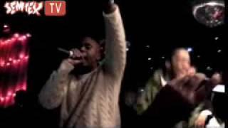 Kanye, De La Soul, Nas, Will.I.Am, Mos Def & Damon Albarn Cypher on stage pt. 2