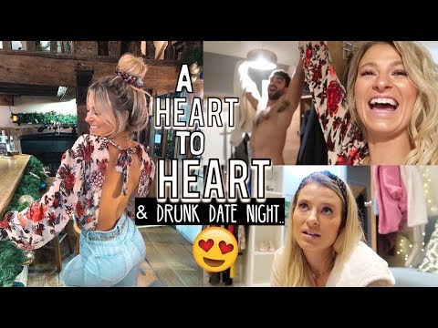 A HEART TO HEART WHILE I GET READY FOR DATE NIGHT | WHY I DON'T WORK OUT AS MUCH ANYMORE