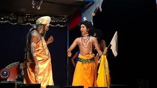 Yakshagana -- Bhaktha Prahalada - 4 - Guru matta - Hasya - 1