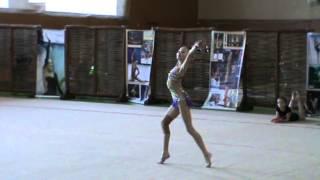 Двинянина Каролина, 2003 г.р., упражнение без предмета