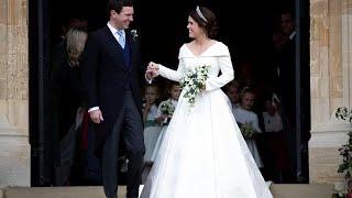 Eugenie, petite-fille de la reine Elisabeth s'offre un mariage fastueux