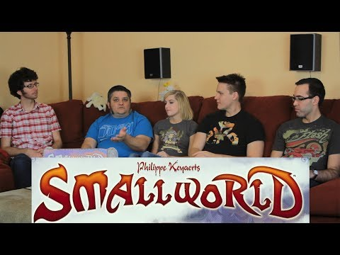 Let's Discuss Small World! Table Flippin' Board Games Episode 3