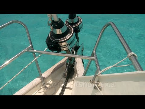 Exuma Bahamas - Anchoring Under Sail