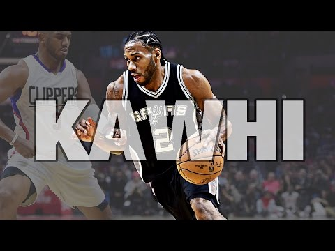 Kawhi Leonard West All-Star Starter | 2017 Top 10