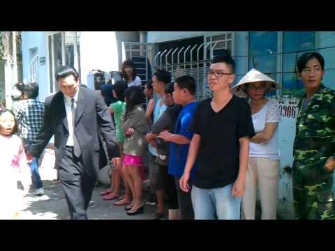 Dam cuoi Tang Thanh Ha