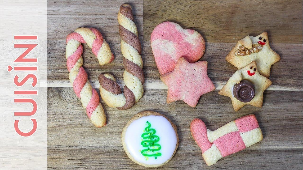 Pl tzchen dekorieren kreative weihnachtskekse ideen 5 - Platzchen dekorieren ...