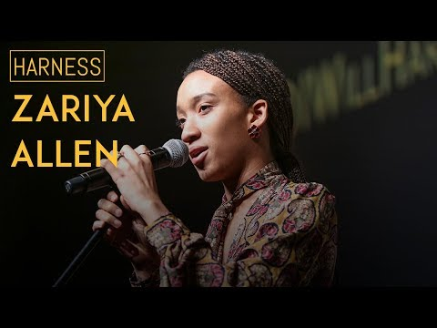 Zariya Allen - Somewhere in America