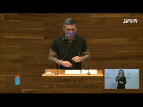 Debate del Proyecto de Ley del Principado de Asturias de Garantía de Derechos y Prestaciones Vitales
