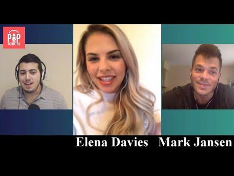 Mark Jansen and Elena Davies (Big Brother Season 19)