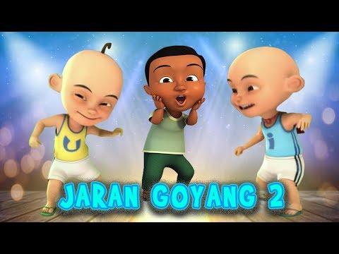 Jaran Goyang 2 Versi Upin Ipin Bernyanyi Reggae Ska Remix Terbaru