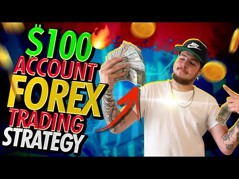 $100-forex-account-trading-strategy-|-easy