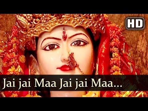 Jai Jai Maa... Jai Jai Maa | Shakti De Maa Songs | Anup Jalota Popular Devotional Songs